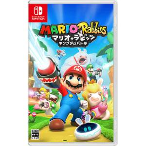 Mario + Rabbids Kingdom Battle [Switch - Used]
