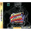Street Fighter Collection [SAT - Used Good Condition]