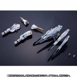 Mobile Suit Gundam - Gundam F91 MSV Option Set Limited Edition [Metal Build] [Used]