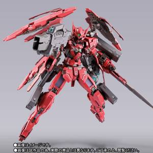 Gundam 00F - GNY-001F Gundam Astraea Type-F GN Heavy Weapon Limited Set [Metal Build] [Used]