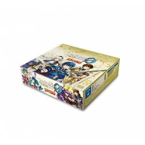"TCG Fire Emblem Cipher Booster Pack ""The Glimmering World"" 16Pack BOX"