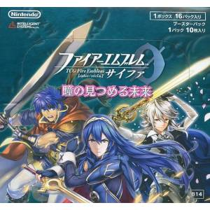 "TCG Fire Emblem 0 (Cipher) Booster Pack ""Hitomi no Mitsumeru Mirai"" 16 Pack BOX [Trading Cards]"