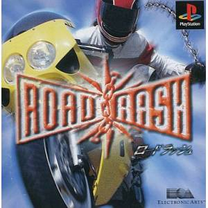 Road Rash [PS1 - occasion BE]