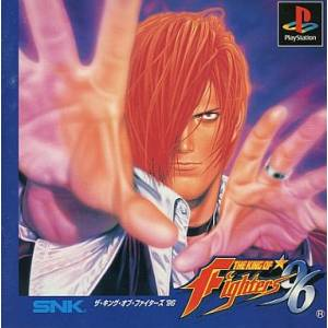The King of Fighters '96 [PS1 - Used Good Condition]