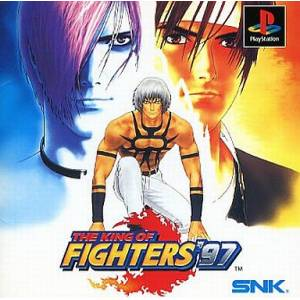 The King of Fighters '97 [PS1 - Used Good Condition]