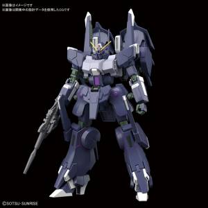 Mobile Suit Gundam Narrative - Silver Bullet Suppressor Plastic Model [1/144 HGUC / Bandai]
