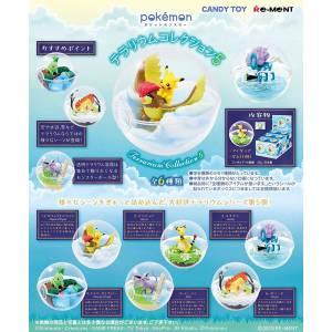 Pokemon Terrarium Collection 5 6 Pack BOX [Goods]