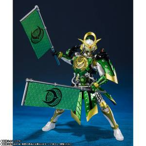 Kamen Rider Zangetsu Kachidori Arms Limited Edition [SH Figuarts]