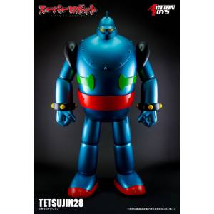 Super Robot Vinyl Collection Tetsujin 28-go [ACTION TOYS]