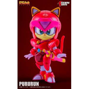 ES Alloy Samurai Pizza Cats - Polly Esther / Pururun [ACTION TOYS]