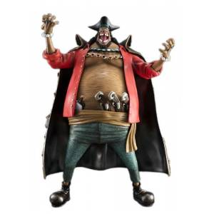 One Piece Neo-EX - Marshall D. Teach 1.5 Ver [Portrait Of Pirates] [Used]
