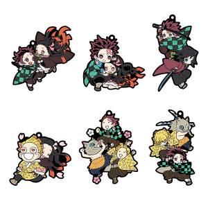 Rubber Mascot Buddy Colle - Kimetsu no Yaiba [Goods]
