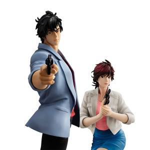 City Hunter: Shinjuku Private Eyes - Saeba Ryou & Kaori Makimura Limited Set [G.E.M.]