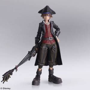 KINGDOM HEARTS III BRING ARTS - Sora Pirate of Caribbean ver. [BRING ARTS / Square Enix]