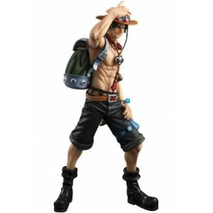 One Piece Neo-DX - Portgas D. Ace 10th Limited Ver. [Portrait Of Pirates] [Used]