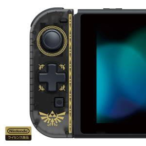 Hori Handheld Mode Designated D-pad Controller (L) The Legend of Zelda Ver. [Switch]