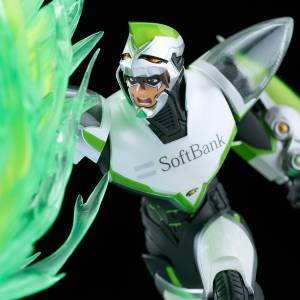 FREE SHIPPING - Tiger & Bunny - Wild Tiger Battle Style Limited Edition [Figuarts Zero]