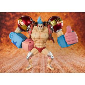 One Piece - Iron Man Franky [Figuarts ZERO]