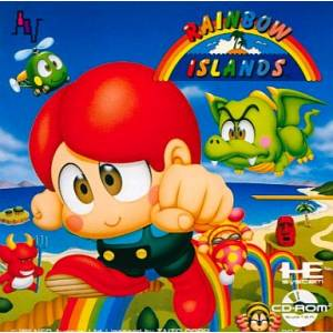 Rainbow Islands [PCE CD - used good condition]