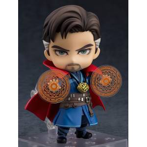 FREE SHIPPING - Avengers: Infinity War - Doctor Strange: Infinity Edition Standard Ver. [Nendoroid 1120]