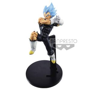 Dragon Ball Super - Tag Fighters - Super Saiyan God Super Saiyan Vegeta Garrick Cannon [Banpresto]