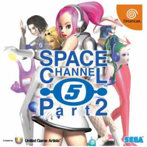 Space Channel 5 Part 2 [DC - Used Good Condition]