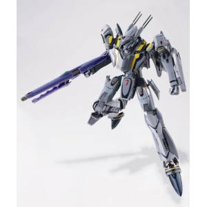 Macross F - VF-25S Messiah Valkyrie (Ozma Lee Model) Renewal Ver. [DX Chogokin] [Used]