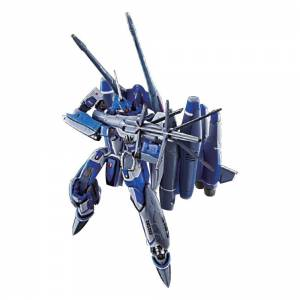 Macross F - VF-25G Tornado Messiah Valkyrie (Michael Blanc Model) Complete Pack [DX Chogokin] [Used]