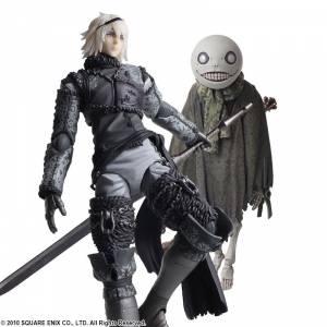 NieR RepliCant - NieR & Emil Set [BRING ARTS / Square Enix]