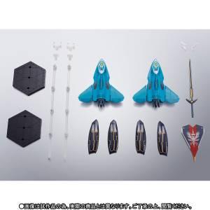 Macross Delta - SV-262Hs Draken III (Keith Aero Windermere Model) Lill Draken & Missile Pod Limited [DX Chogokin] [Used]