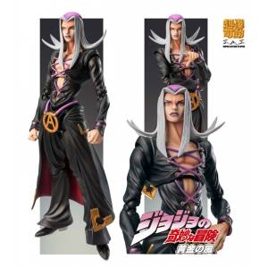 JoJo's Bizarre Adventure Part.V - Leone Abbacchio [Super Action Statue]