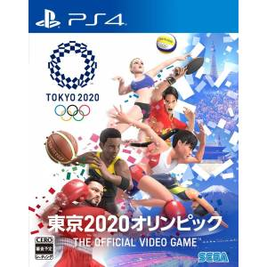 Tokyo 2020 Olympics The Official Video Game [PS4]
