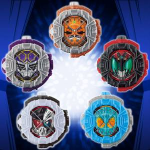 Kamen Rider Zi-O DX Ride Watch Special Set 2 Limited Edition [Bandai]