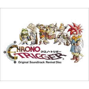Chrono Trigger Original Soundtrack Revival Disc [OST/ Goods]