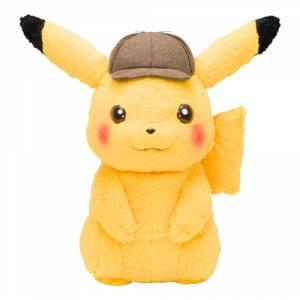 Pokemon: Detective Pikachu - Pikachu Life-size Plush [Goods]