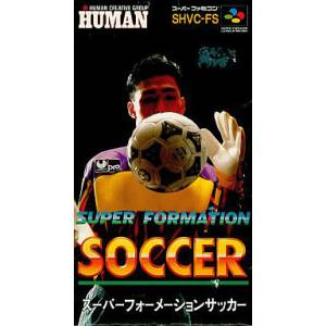 Super Formation Soccer / Super Soccer [SFC - Used Good Condition]