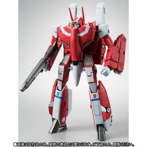 The Super Dimension Fortress Macross - VF-1J Super Valkyrie (Milia Fallyna Jenius Model) Limited [HI-METAL R] [Used]