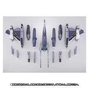 Macross F - VF-25F Messiah Valkyrie (Saotome Alto Model) Renewal Ver. Tornado Parts Limited Edition [DX Chogokin] [Occasion]