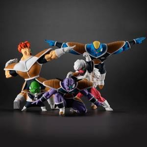 Dragon Ball Z - Ginyu TokuSentai Set - Bandai Premium Limited Edition [HG]