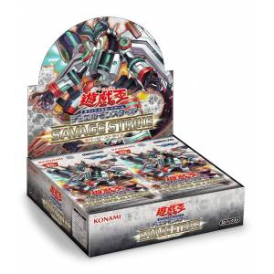 Yu-Gi-Oh! OCG Duel Monsters SAVAGE STRIKE 30Pack BOX