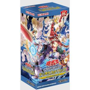 "Yu-Gi-Oh! OCG Duel Monsters - Deck Build Pack ""Hidden Summoners"" 15Pack BOX"