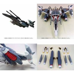 Macross F - VF-25 Messiah Valkyrie Tornado/Armored Reinforced Weapon Set [DX Chogokin] [Used]