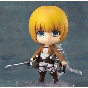 Attack on Titan / Shingeki no Kyojin - Armin Arlert Reissue [Nendoroid 435]