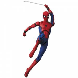 FREE SHIPPING - Spider-Man: Homecoming Ver.1.5 [Mafex No.103]