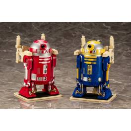 Star Wars - R2-R9 & R2-B1 CELEBRATION EXCLUSIVE Limited Set [ARTFX+]
