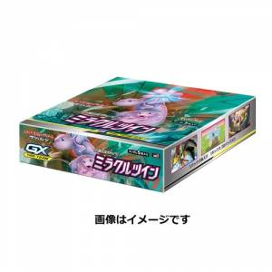 """Pokemon Card Game Sun & Moon Expand Pack """"Miracle Twin"""" 30Pack BOX"""