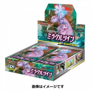 "Pokemon Card Game Sun & Moon Expand Pack ""Miracle Twin"" 30Pack BOX"