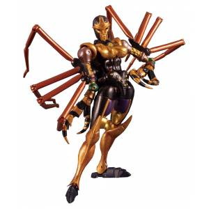 Transformers Masterpiece MP-46 Blackarachnia (Beast Wars) [Takara Tomy]