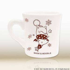Final Fantasy Series - Mug SNOW & MOOGLE [Goods]