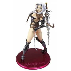 Queen's Blade - P-8 Exiled Warrior Leina 2P Color Ver [Excellent Model CORE LIMITED]